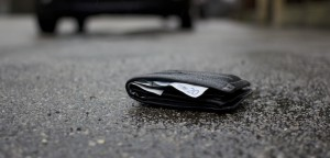 Alessandro Beghetto, disoccupato, trova portafogli con 700 euro e lo restituisce