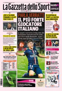 """Marco Verratti, stella Champions ma riserva in Nazionale: """"Conte usami da Pirlo"""""""