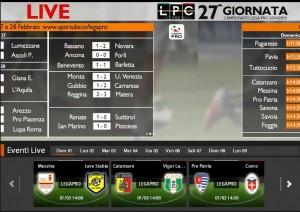 Pro Patria-Como: diretta streaming con Sportube su Blitz, ecco come vederla