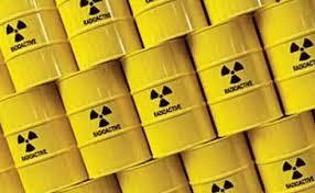 Nucleare, il 30% dei rifiuti radioattivi arrivano nel Lazio