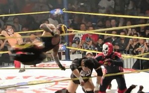 VIDEO YouTube, Wrestling: Pedro Aguayo Ramirez morto sul ring dopo un calcio