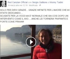 """Red Canzian dei Pooh operato a cuore aperto. """"Ora tutto ok"""" - VIDEO su Facebook"""