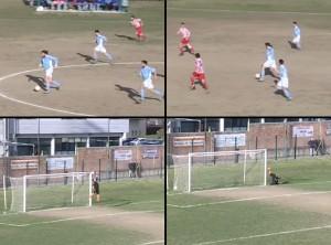 VIDEO YouTube - Riganò, 41 anni, gol da centrocampo in prima categoria
