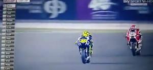 """VIDEO YouTube: """"Valentino Rossi c'è"""", ultimo giro Gp Qatar"""