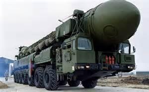 Un missile intercontinentale russo