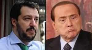 Berlusconi con Salvini a Nord e Alfano a Sud, Veneto la Lega si fa in due...