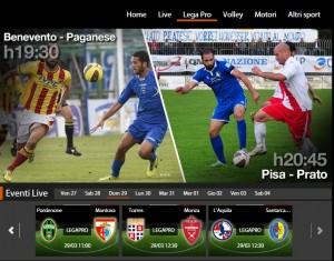L'Aquila-Santarcangelo: diretta streaming Sportube. Info, link e formazioni
