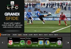 Santarcangelo-Savona: diretta streaming Sportube, ecco come vederla