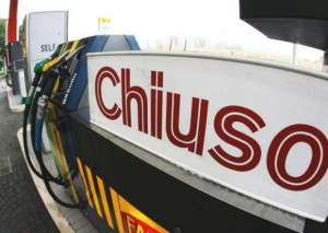 Sciopero benzinai 31 marzo – 1 aprile 2015: orari e distributori aperti