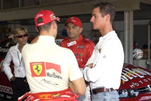 Germanwings: Sebastian Stahl, fratellastro Michael Schumacher, salvo per poco
