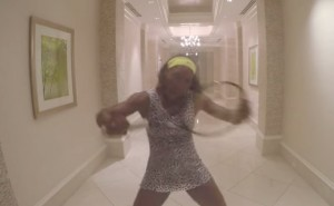 VIDEO YouTube: Serena Williams, sexy balletto sulle note di Beyoncé