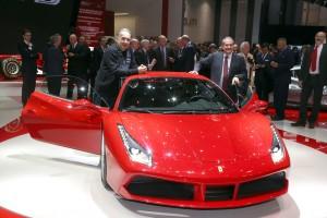 """Sergio Marchionne: """"Ferrari con sede legale in Olanda? Possibile..."""""""