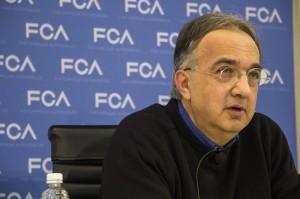 Sergio Marchionne: 31 milioni di euro di guadagni nel 2014