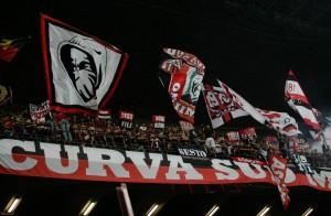 """Curva Milan sciopera: """"Disertiamo San Siro per Milan-Cagliari"""""""