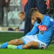 Napoli, Lorenzo Insigne torna tra i convocati