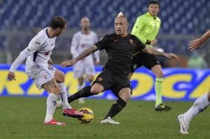 Fiorentina-Roma, diretta tv - streaming: dove vedere Europa League