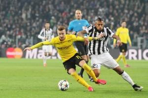 Borussia-Juve, dove vederla: diretta tv - streaming