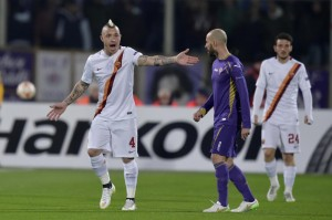 Roma-Fiorentina, dove vederla: diretta tv - streaming