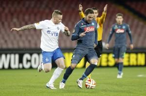 Dinamo Mosca-Napoli, dove vederla: diretta tv - streaming