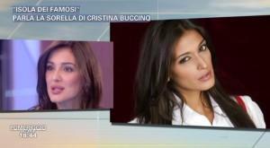 La sorella di Cristina Buccino, Maria Teresa