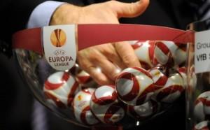 Il sorteggio per i quarti di finale di Europa League