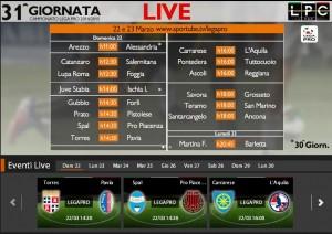 Spal-Pro Piacenza: diretta streaming Sportube. Info, link e formazioni