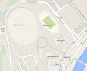 Roma, stadio Olimpico: traffico e parcheggi, cosa cambia da lunedì 9 marzo