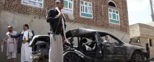 Yemen, il trucco del kamikaze con la stampella: esplosivo nel gesso VIDEO