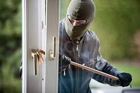 Più galera per i ladri d'appartamento e i rapinatori