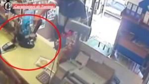 Torino: 52 arresti per 55 rapine a mano armata VIDEO telecamere di sorveglianza