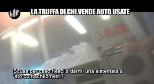 Truffa contachilometri Conegliano, polizia controlla autosaloni dopo Le Iene