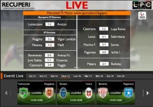 Tuttocuoio-Reggiana: diretta streaming Sportube. Info, link e formazioni