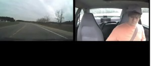VIDEO YouTube neo-patentati alla guida: incidenti causati dalla distrazione