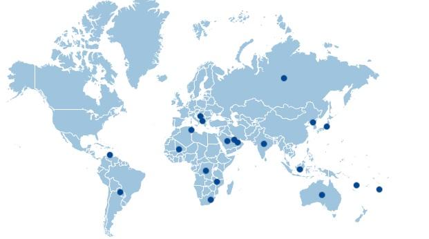 Mappa Paesi pericolosi per viaggi, non solo Libia o Iraq: Giappone, Australia...