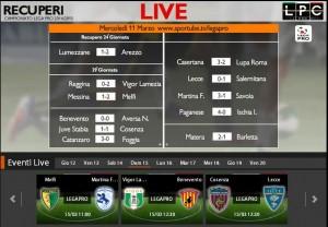 Vigor Lamezia-Benevento: diretta streaming Sportube, info e formazioni