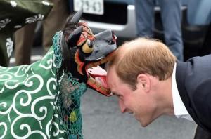 Giappone, Principe William rende omaggio vittime tsunami