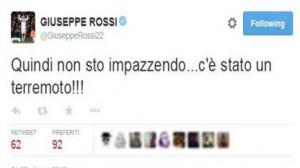 """Terremoto nel Chianti, Giuseppe Rossi: """"Spaventoso..."""""""