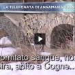 Annamaria Franzoni e la telefonata disperata al 118 VIDEO (1)