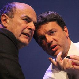 """Bersani: """"Renzi in natura è così, e non è una bella natura"""""""