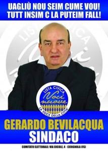 Video YouTube: Cerignola, Gerardo Bevilacqua picchia aiutante a cena elettorale