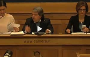 """Renato Brunetta, lapsus: """"Per essere giornalisticamente circoncisi"""""""