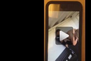 Calciatore fa sesso con una tifosa negli spogliatoi VIDEO FOTO