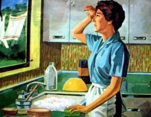 Assicurazione obbligatoria sul lavoro casalingo: c'è ma è clandestina