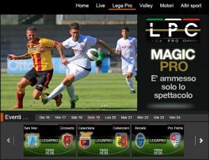 Casertana-Catanzaro: diretta streaming Sportube. Info, link e formazioni