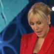 Antonella Clerici si commuove in tv per Francesco Nuti VIDEO