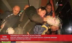 Turchia, stop al campionato dopo attacco a bus Fenerbahce