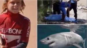 Video YouTube. Squalo uccide Elio Canestri: promessa del surf a soli 13 anni