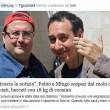 Fabio, Mingo e la falsa notizia attribuita a Tgcom24