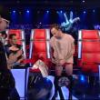 """The Voice, Francesco Facchinetti fa tatuaggio in diretta: """"I Love J Ax"""" FOTO 10"""