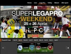 Foggia-Reggina: diretta streaming Sportube su Blitz. Formazioni e info